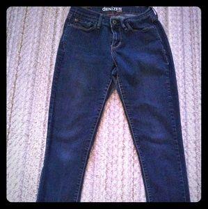 "NWOT Levis ""denizen"" ""Curvy Skinny"" Jeans Size 8M"